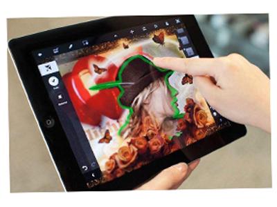 عرضه ی نسخه ی کامل فتوشاپ برای iPad